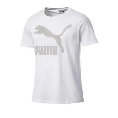 Puma Tişört Beyaz